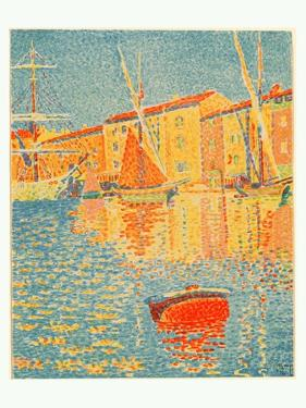 The Buoy (La Bouee), 1894 by Paul Signac