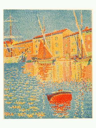 The Buoy (La Bouee), 1894