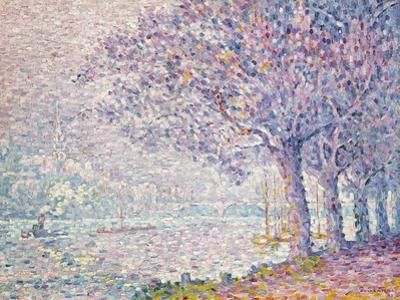 The Seine at St. Cloud, 1903