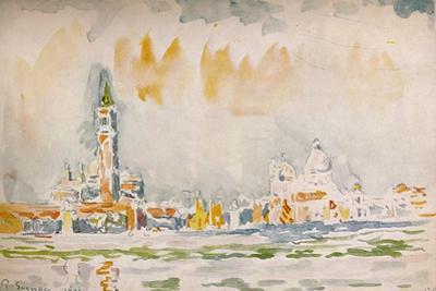 'Venice', 1906 by Paul Signac