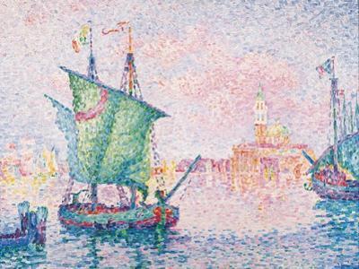 Venice, the Pink Cloud, 1909
