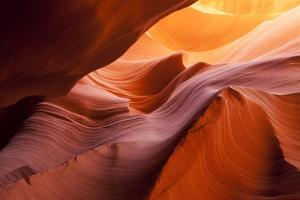 Antelope Canyon, Page, Arizona by Paul Souders