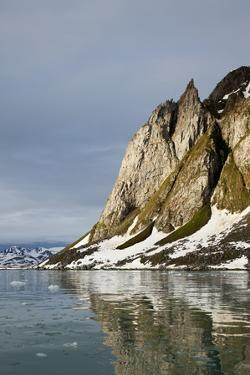 Arctic Landscape, Svalbard by Paul Souders