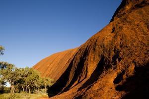Ayers Rock, Uluru-Kata Tjuta National Park, Australia by Paul Souders