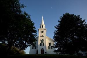 Church Steeple, Cape Cod, Massachusetts by Paul Souders