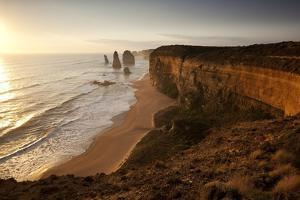 Coastline at Port Campbell National Park by Paul Souders