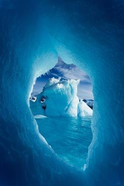 Iceberg, Antarctica by Paul Souders