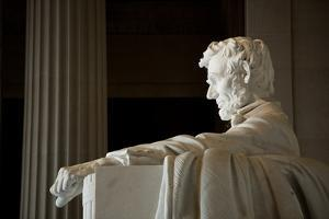 Lincoln Memorial in Washington, DC by Paul Souders