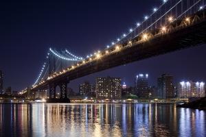 Manhattan Bridge, New York City by Paul Souders