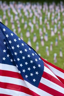 Memorial Day, Fort Indiantown Gap, Pennsylvania by Paul Souders