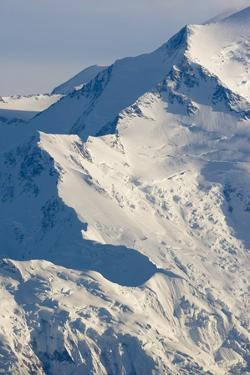 Mount Mckinley in Denali National Park by Paul Souders