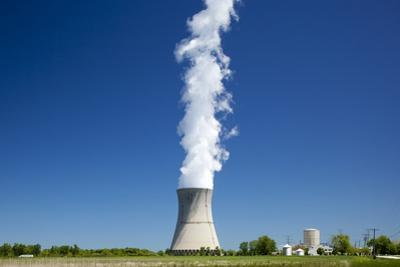 Nuclear Power Plant, Ohio by Paul Souders