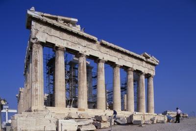 Restoration of the Parthenon