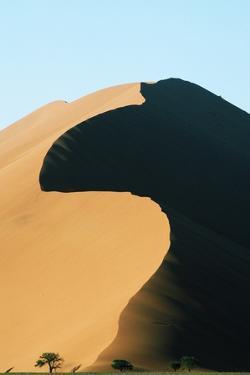 Sand Dunes at Sossusvlei by Paul Souders