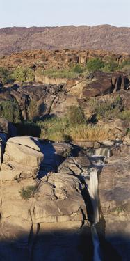 South Africa, Augrabies Falls on Orange River by Paul Souders