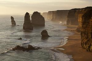 Twelve Apostles Sea Stacks in Australia by Paul Souders