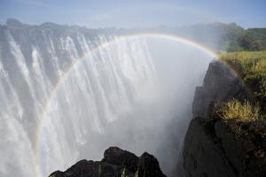 Victoria Falls, Mosi-Oa-Tunya National Park, Zambia by Paul Souders
