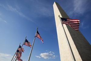 Washington Monument, Washington, DC by Paul Souders