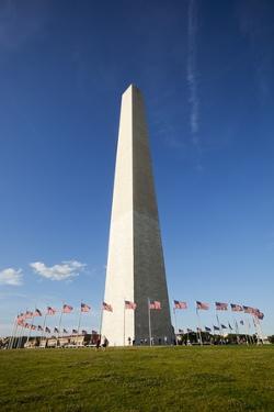 Washington Monument, Washington, DC by Paul Souders