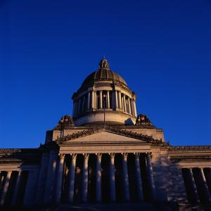 Washington State Capitol Building by Paul Souders