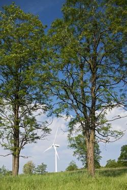 Wind Farm, West Virginia by Paul Souders
