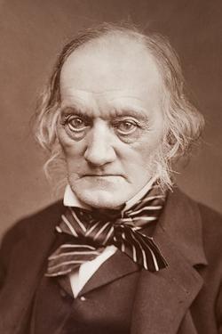 1878 Sir Richard Owen Photograph Portrait by Paul Stewart