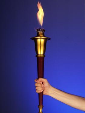 Ceremonial Torch by Paul Sutton