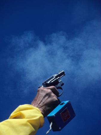 Starter's Pistol by Paul Sutton