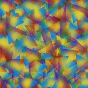 Abstract Pattern by Paul Taylor