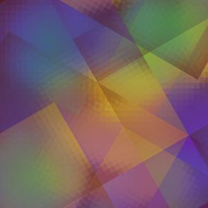 Colorful Abstract by Paul Taylor