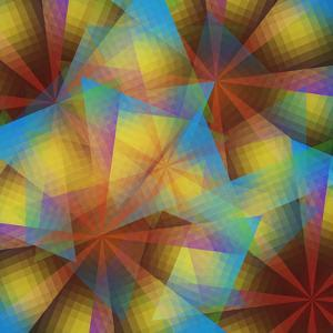 Kaleidoscopic Composition by Paul Taylor
