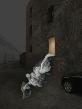 Smoke Coming from Window by Paul Taylor