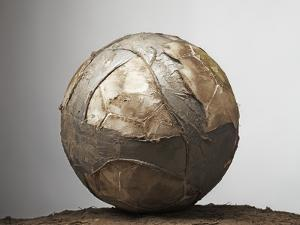 Soccer ball by Paul Taylor