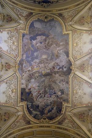 Frescoed Vault