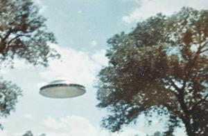 UFO from Coma Berenices by Paul Villa