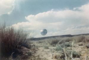 UFO Whose Occupants Talked with Paul Villa by Paul Villa