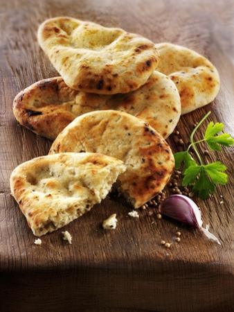 Spicy Pita Bread by Paul Williams