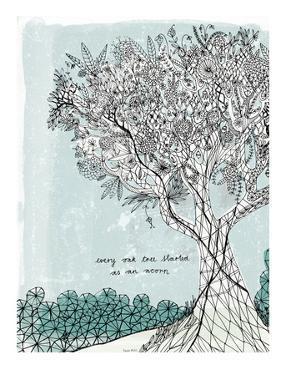 Every Oak Tree by Paula Mills
