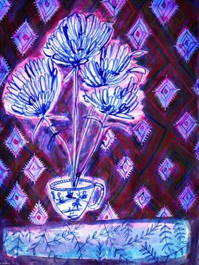 Flower Cup by Paula Mills