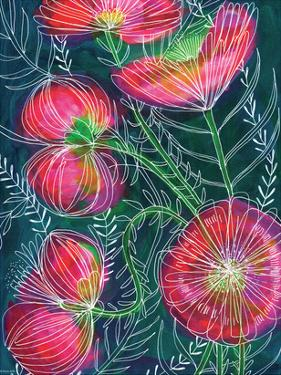 Flowers 3 by Paula Mills