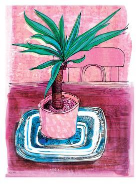 Plant Pot 2 by Paula Mills