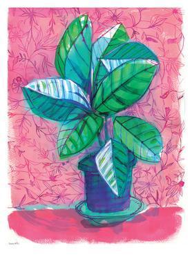 Plant Pot by Paula Mills