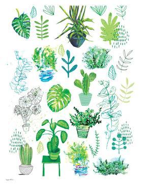 Plants by Paula Mills