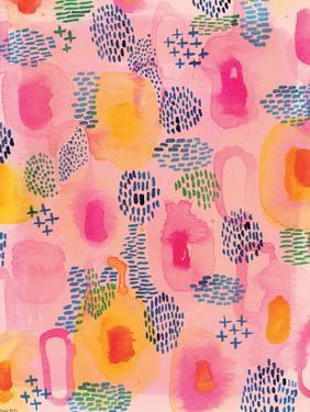 Water Colour Patterns by Paula Mills