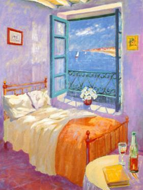 Bedroom by Paula Nightingale