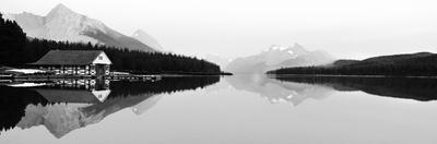 Lake High in the Mountains by Paula Sampaio