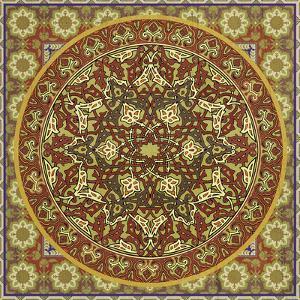 Bukhara III by Paula Scaletta