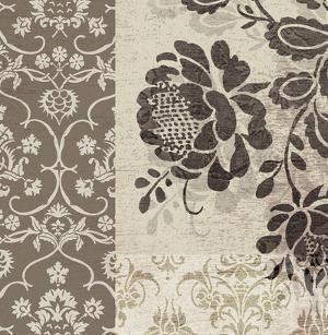 Flora Antiqua III by Paula Scaletta
