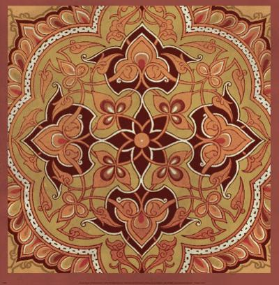 Persian Tiles II by Paula Scaletta