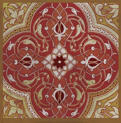 Persian Tiles IV